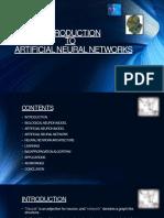 Artificialneuralnetwork