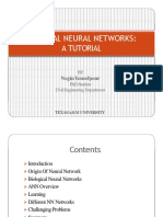 Artificialneuralnetworks