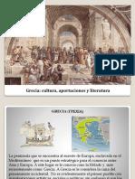 Conocimiento Grecia
