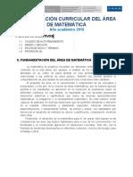 Matematica Programacion Anual_3ro