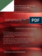 Sintetizador de Frecuenciapptx