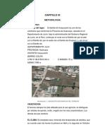 Ciencias Del Suelo Informe de Propiedades Quimicas Del Suelo