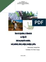 Ensayo de Retos de La Agricultura y La Seguridad Alimentaria