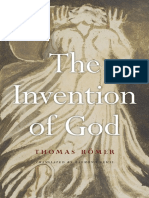 Thomas Romer - The Invention of God-Harvard University Press (2015)