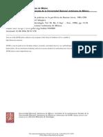 Las políticas de lucha contra la pobreza en la periferia de Buenos Aires, 1984-1994