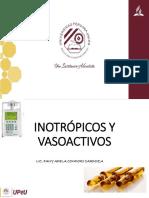 Inotropicos y Vasoactivos