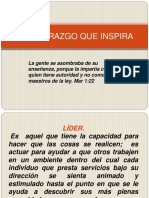 Un Liderazgo Que Inspira Power Point... - Copia