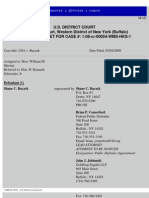 Buczek 20100311 Docket Report Case 54