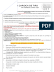 protocolo para solicitação e ou renovação de porte federal de arma de fogo