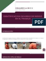 Proyectos Peninsulares Analisis de Areas de Riesgo