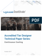 2017_Accredited Tier Design Technical Paper Series _ Continous Cooling