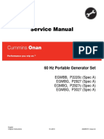 Cummins Onan EGMBB P2220c 60 Hz Portable Generator Set Service Repair Manual.pdf