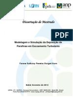 2012_Modelagem e Simulação da Deposição de Parafinas em Escoamento Turbulento.pdf