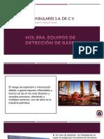 Proyectos Peninsulares Era H2S Equipos Det gases.pptx
