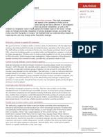 Internet- Draft E-commerce Policy - Kotak