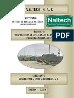 Cimentacion de Suelo- Naltech