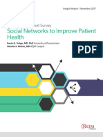 Social Networks to Improve Patient Health.pdf