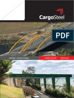FOLLETO CARGO STEEL 2018