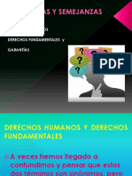DERECHOS FUNDAMENTALES DIFERENCIAS pdf