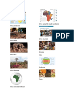 África Clima Continentes