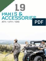 Accessory Catalogue - RETAIL