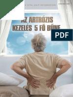 kő artrózis kezelésére)