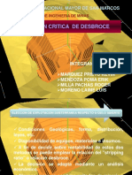 1 - Modelamiento Híbrido - M. Arancibia - Maptek