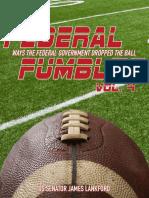 Federal Fumbles 2019, vol 4