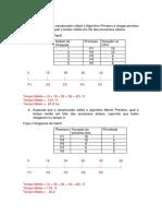 Exercícios Processos 19-03-2013