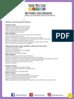 Panetones Decorados - Álvaro Rodrigues