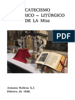 Catecismo liturgico