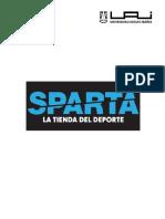 Plan de Mkt Sparta