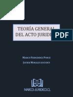 Fernandez y Morales-capacidad-Acto Juridico