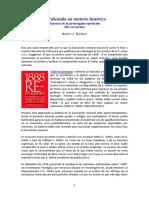 Clarificando un misterio histórico Razones de la prolongada oposición Mis recuerdos.pdf