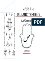 Islamic Theurgy an Overview