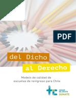 """""""Del Dicho al Derecho"""