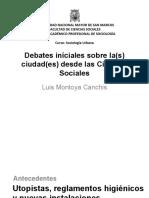 Luis Montoya Debates Iniciales 2