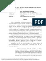 Decisão de Alexandre de Moraes sobre fundação da Lava Jato