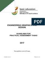 Engineering Graphics & Design PAT GR 12 2017 Eng