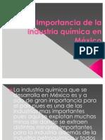 Importancia en México