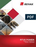 Sistema Integrado Rtvx Power Reivax