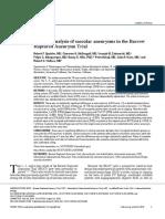 Ten-year Analysis of Saccular Aneurysms