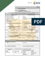 Formulario Unico Nacional Res 463 de 2017
