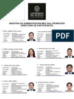 Directorio MBA - Prom 22 - Ciclo 4