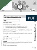 GPR Tabla Periódica y Propiedades Periódicas