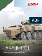 FNSS Pars III 8x8