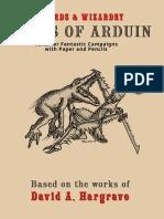 Ruins of Arduin v4