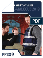 Stab Resistant Vests Catalogue 2019