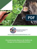 Procedimientos Básicos de Análisis de Riesgo en Inocuidad Alimentaria - OIRSA.pdf