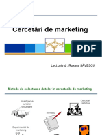 Curs 4_Cercetari de Marketing
